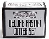 K&S Artisan Stainless Steel Pastry Scraper, Dough
