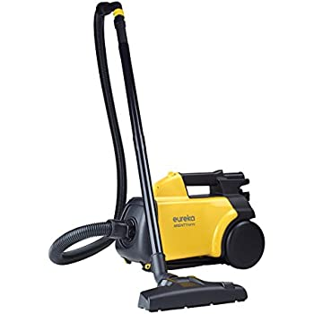 Eureka Mighty Mite 3670G Corded Canister Vacuum Cleaner, Yellow