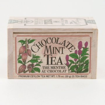 Metropolitan Tea Chocolate Mint - 25 Tea Bags