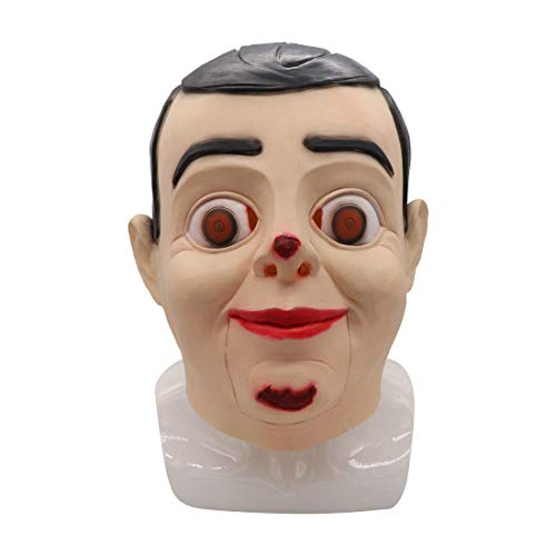 Bulex Goosebumps Slappy The Dummy Vacuform Mask