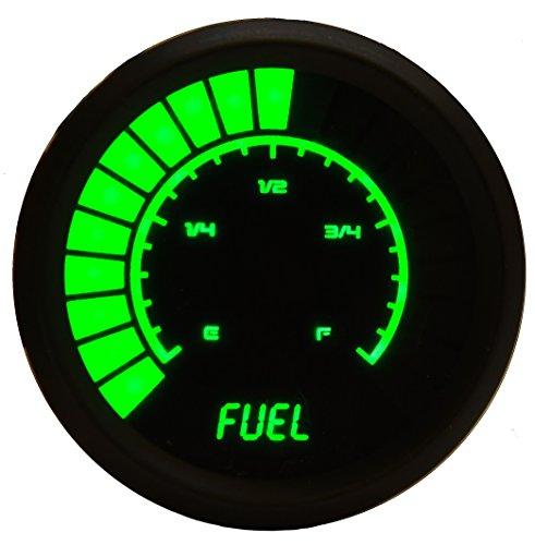 Digital Fuel Level Gauge (Intellitronix Universal Bargraph Digital Fuel Level Gauge (Green))