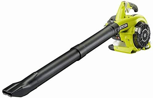 Ryobi RBV26B RBV26B-Aspirador, soplador, triturador de 26 CC, Negro, Verde: Amazon.es: Bricolaje y herramientas