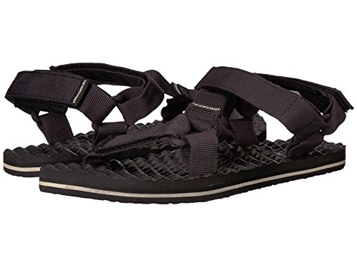 Camp Switchback Sandal, TNF Black/Vintage White, 9 ()