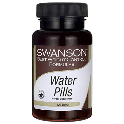 - Swanson Water Pills 120 Tabs