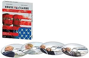 House of Cards - Season 05 [Blu-ray]