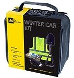 AA Winter Snow Car Kit with folding AA Snow Shovel