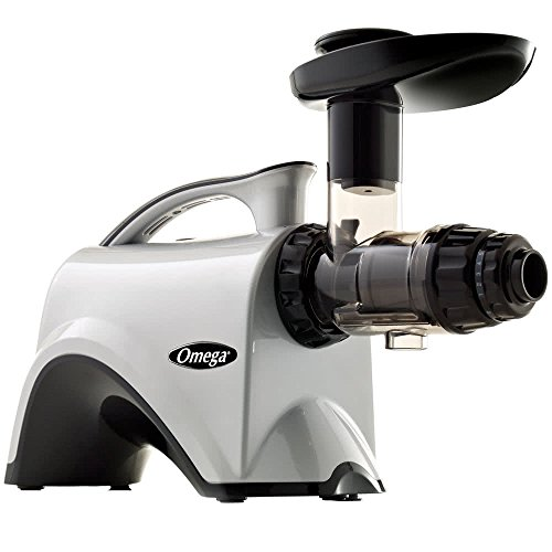 Omega NC800 HDS 5th Generation Nutrition Center Juicer, (Make Almond Butter)