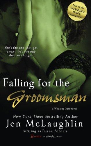 Falling Groomsman Wedding Diane Alberts product image