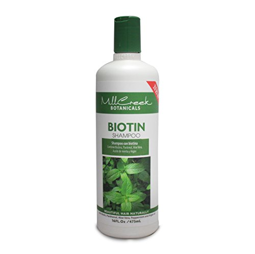 Mill Creek Biotin Shampoo, 16 fl. oz. -