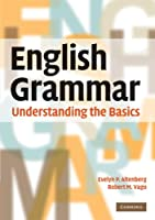 English Grammar: Understanding the Basics Front Cover
