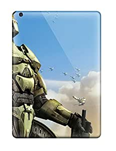 High-end Case Cover Protector For Ipad Air(halo Wars New Game)