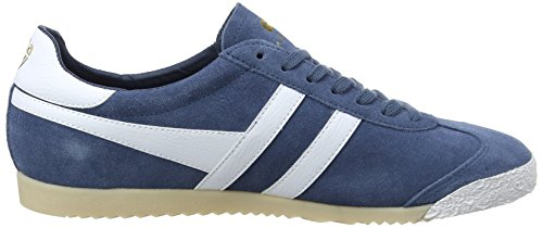 Gola Men's Harrier 50 Suede Trainers Blue (Baltic/White Ex) cheap footlocker finishline cheap price outlet sale outlet websites marketable cheap price clearance get authentic vr6uaQAbC6