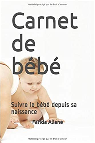 Carnet bébé: Suivre
