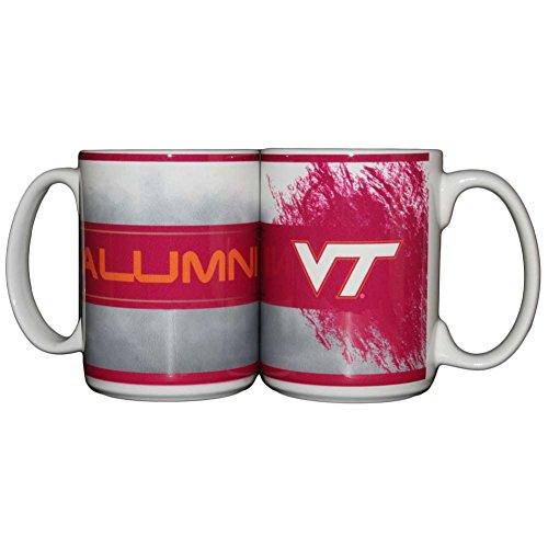 (Memory Company Virginia Tech Hokies 15oz Ceramic Mug - Alumni)