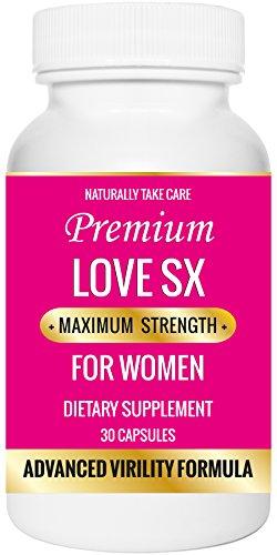Amour Supplément de Sex naturel de SX # 1 Femme - Libido Booster Made In USA. 100% Satisfaction garantie !! Amour SX est conçu pour éveiller votre désir Très Et Satisfy You entièrement et activités