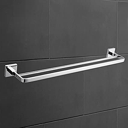 Comfort's Home RB5389 Robe Hook, Contemporary Wall Mounted Single Robe Hook for Bathroom, Chrome Comfort' s Home