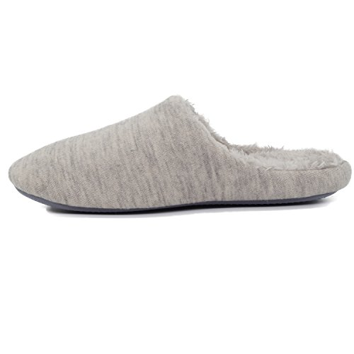 Men Women Home Moodeng and House Indoor Lightweight Non Couple Slide Shoes Slip Slippers Casual Sandals Gray Ladies Slipper qqBznZP