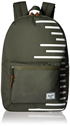 Herschel Supply Co. Settlement Offset Backpack, Lichen Offset Stripe