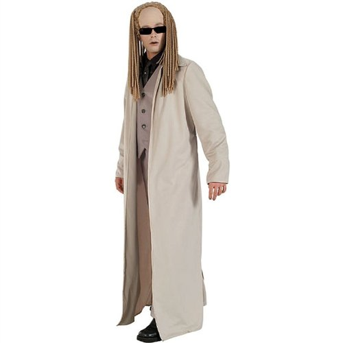 Deluxe Matrix Albino Twin Costume - Adult -