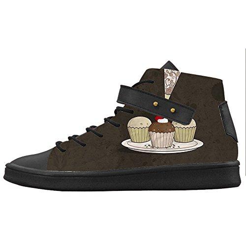 Custom Shoes Women's Bign¨¦ Dolce Le Scarpe Canvas Scarpe rAOrUWw7q
