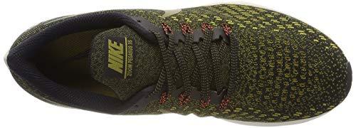 35 black Air Nike Flack Bone Zoom Moss Multicolore Scarpe Running Pegasus 011 light peat olive Uomo wg8x8nUt