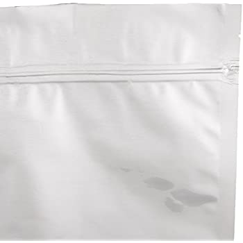 "5 Gallon (18""x28"") Ziplock Zip Seal Mylar Bag for Long Term Food Storage - 10 Pack"