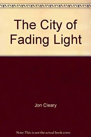 book cover of The City of Fading Light