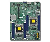 Supermicro EATX Extended ATX DDR3 1800 LGA 2011 Motherboard X9DRD-LF-O