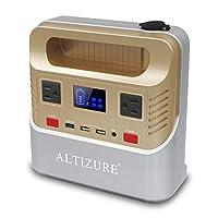 ALTIZURE Portable Power Station Portable...