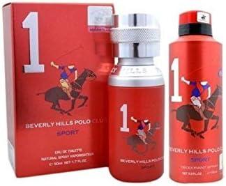 Beverly Hills Polo Club 1 Combo De Perfume Y Desodorante Para ...