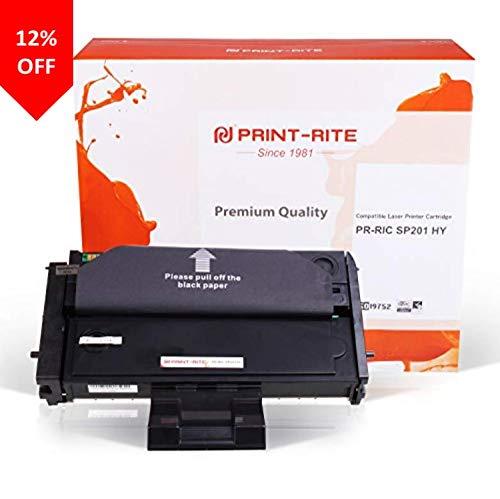 Print-Rite SP201 Ricoh Aficio 407254 Negro Cartucho de Tóner para ...