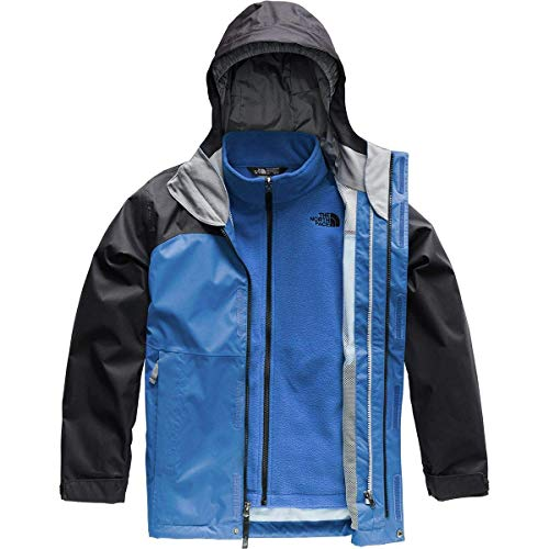 The North Face Boy's Vortex Triclimate Jacket - Turkish Sea - M ()