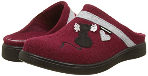 Chaussons Red Femme Romika Mules Gomera 07 combi red qx4OE