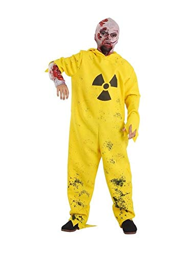 DISBACANAL Disfraz Zombie Nuclear niño - -, 6 años: Amazon.es ...