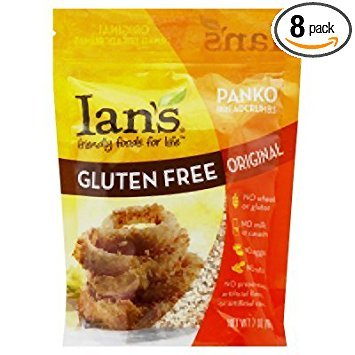 Ians Original Panko Breadcrumbs, 7 Ounce - 8 per case. by Ian's Natural Foods