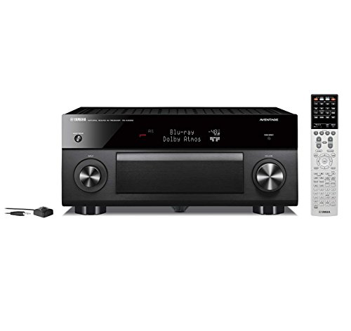 Yamaha RX A3060BL Receiver Certified Refurbished