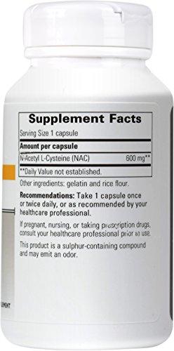 Integrative Therapeutics - NAC N-Acetyl L-Cysteine - Vital Cellular Antioxidant Supplement - 60 Capsules Discount