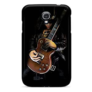 BretPrice Galaxy S4 Well-designed Hard Case Cover Slash Protector