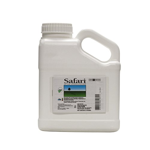 Safari 20SG Systemic Insecticide with Dinotefuran by Safari