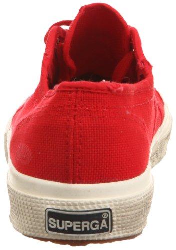 2750 Stone Mujer Superga Wash De Para Cotu Lona Red Zapatillas d78nnawWxS