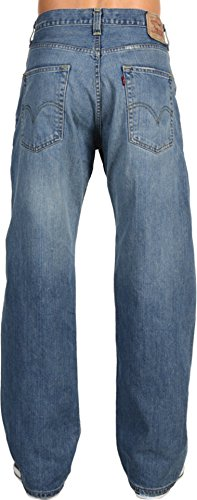 Levi's  Men's 569 Loose Straight Jean, Rugged, 36x34