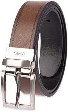 Chaps Boys` 1 Reversible Dress Casual Belt
