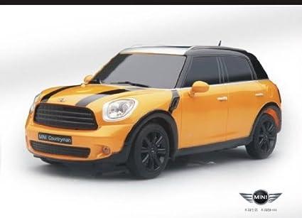Buy 1/18 Scale Bmw Mini Cooper S Countryman All4 Radio Remote ...