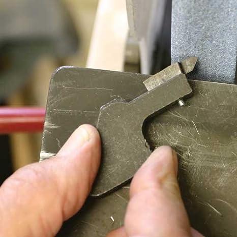 woodturning sharpening jig Oneway 3677 Easy Core Cutter Sharpening Jig