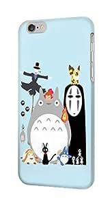 """S1126 Totoro Mononoke Case Cover For IPHONE 6 (4.7"""")"""