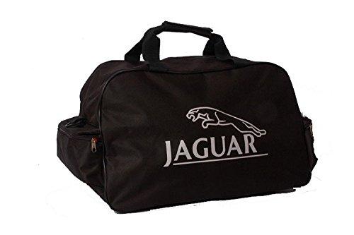 Jaguar Logo Bag Unisex Leisure School Leisure Shoulder Backpack