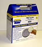 PMC121/30 (Wet) Mold Making Urethane Liquid Rubber Compound 2-Part (Pint)