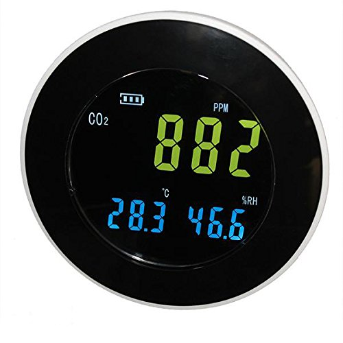 XT-10 - Indoor Air Quality Meter - CO2, Temp & RH