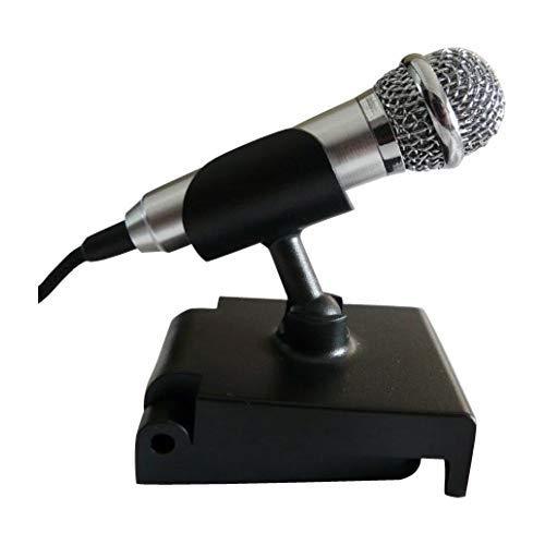 Soytich – PC Micrófono con Clip de fijación micrófono de Mesa (Mic ...