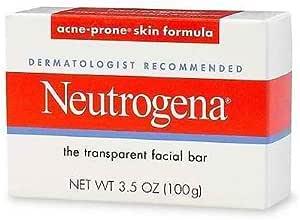 Neutrogena Acne Prone Skin Cleansing Bar 100g